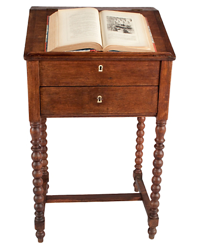 Louis XIII ecritoire desk