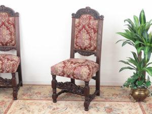 alverのアンティーク家具:A-1496-2